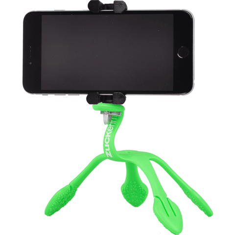 Flexi Smartphone And Action Cams Mount - OutdoorsAdventurer