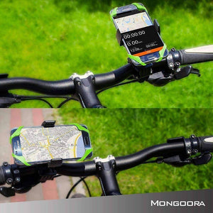Universal Phone Bike Holder