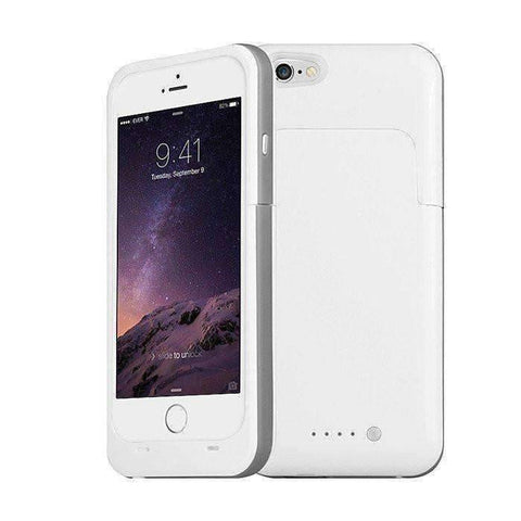 Shockproof iPhone Battery Life Extender Case