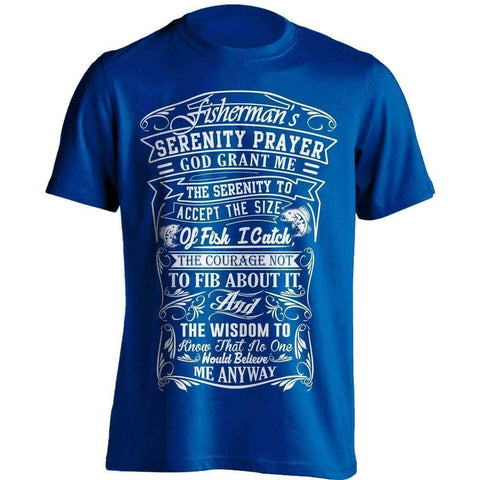 Fisherman's Prayer T-Shirt