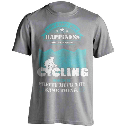 Image of You Can't Buy Happiness Cycling T-Shirt