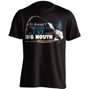 """It Doesn't Matter"" Fishing T-Shirt - OutdoorsAdventurer"