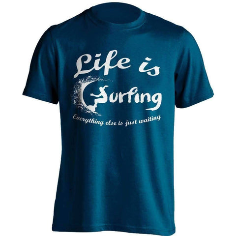 """Life Is Surfing"" T-Shirt"
