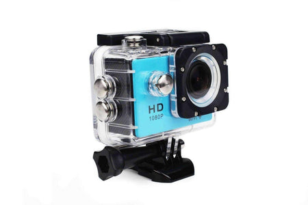 12MP HD 1080P Digital Sports DV Action Waterproof Camera with WiFi - OutdoorsAdventurer