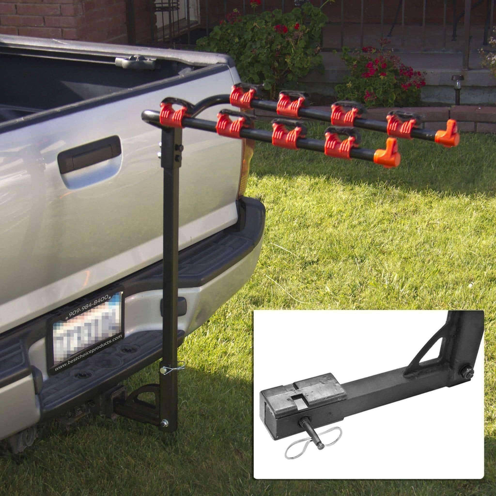 4 Bicycle Mount Carrier For Car/Truck/SUV/Minivan
