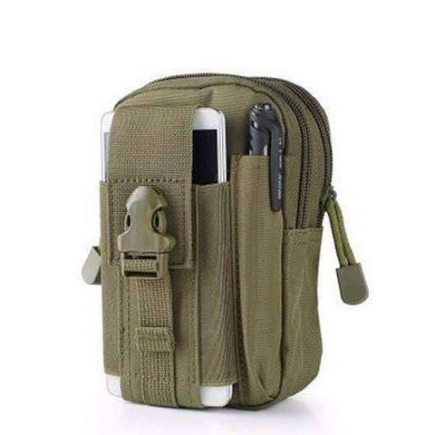 Tactical Belt Pouch For Mobile Phones