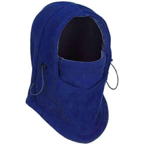 6 in 1 Thermal Fleece Balaclava Hood