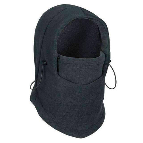Image of 6 in 1 Thermal Fleece Balaclava Hood - OutdoorsAdventurer