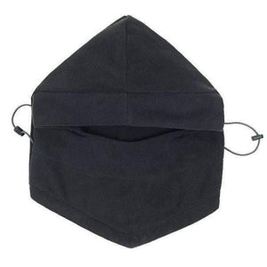 6 in 1 Thermal Fleece Balaclava Hood - OutdoorsAdventurer