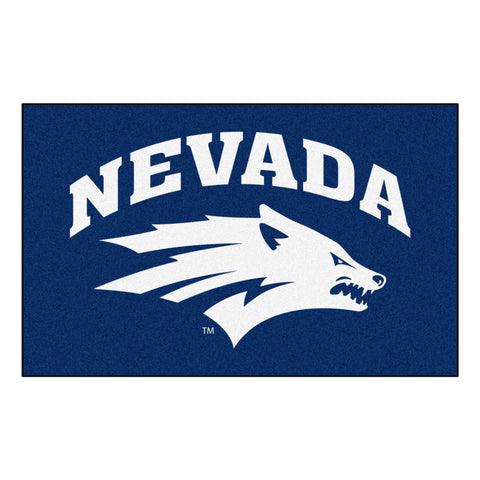 "University of Nevada Ulti-Mat 59.5""x94.5"""
