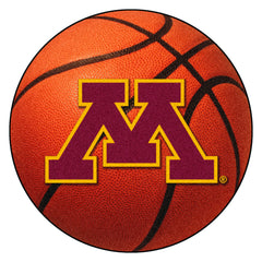 "University of Minnesota Basketball Mat 27"" diameter"