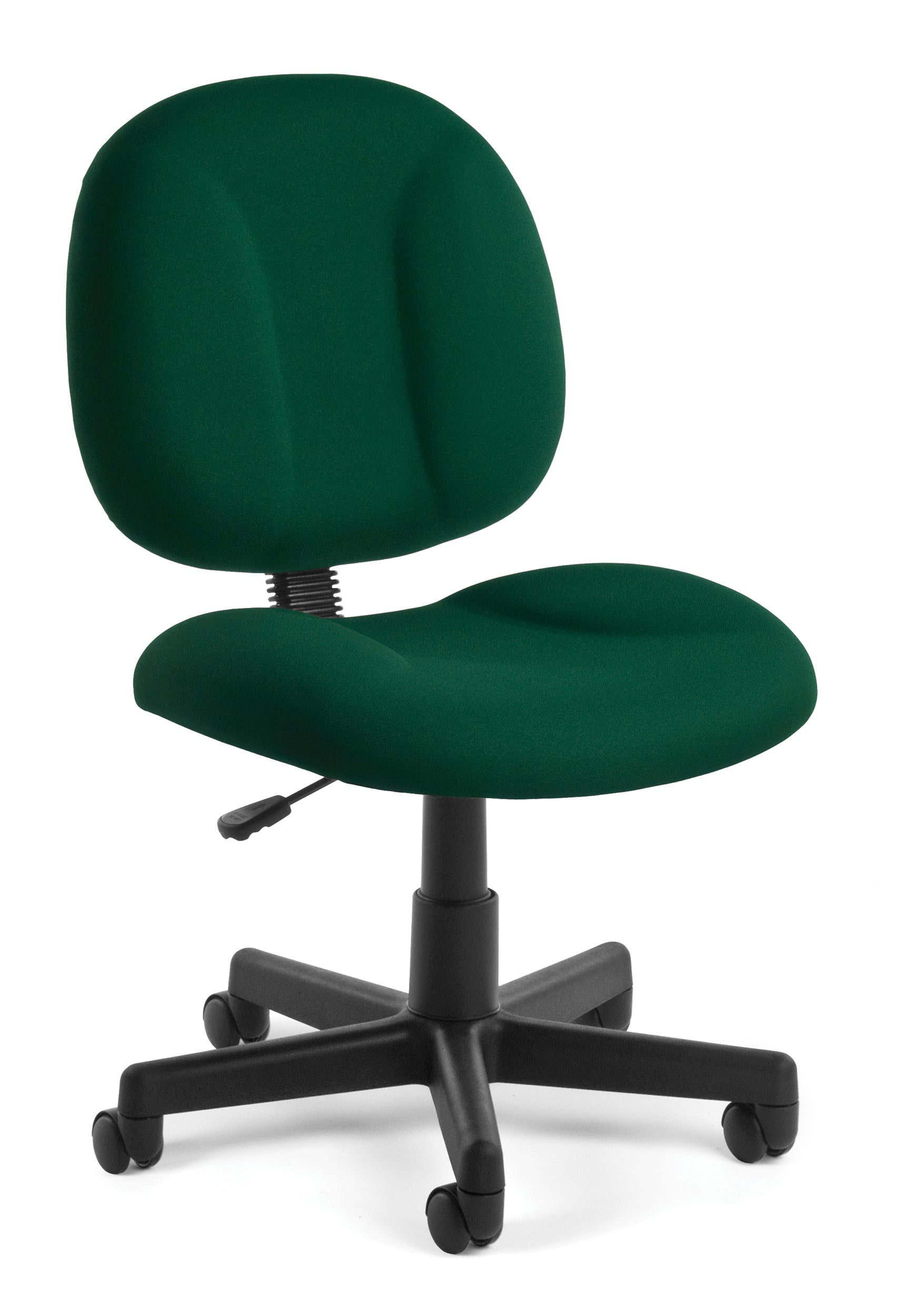 Ofminc Model 105 Comfort Series Armless Fabric Task SuperChair
