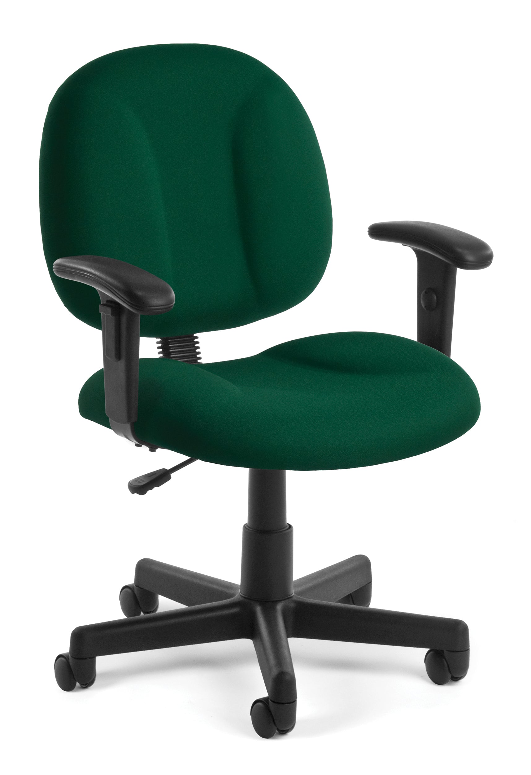 Ofminc Model 105-AA Comfort Series Fabric Task Arms SuperChair
