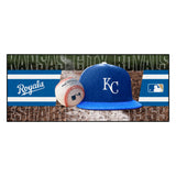 "MLB - Kansas City Royals Baseball Runner 30""x72"""