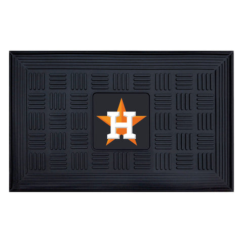 "MLB - Houston Astros Medallion Door Mat 19.5""x31.25"""