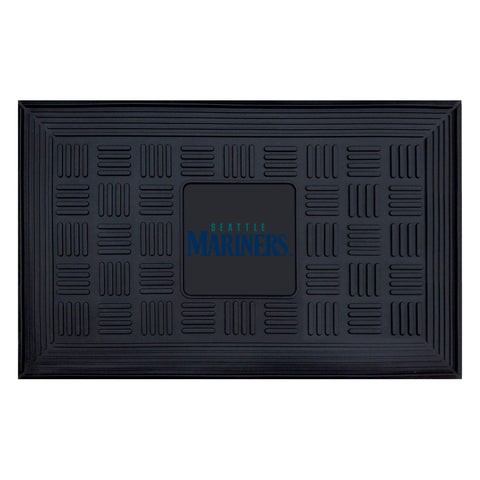 "MLB - Seattle Mariners Medallion Door Mat 19.5""x31.25"""