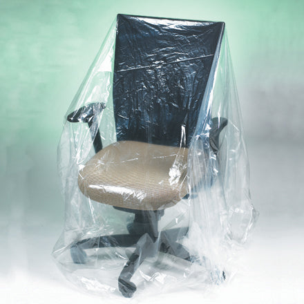 1 Mil Furniture Covers large Clear poly bags