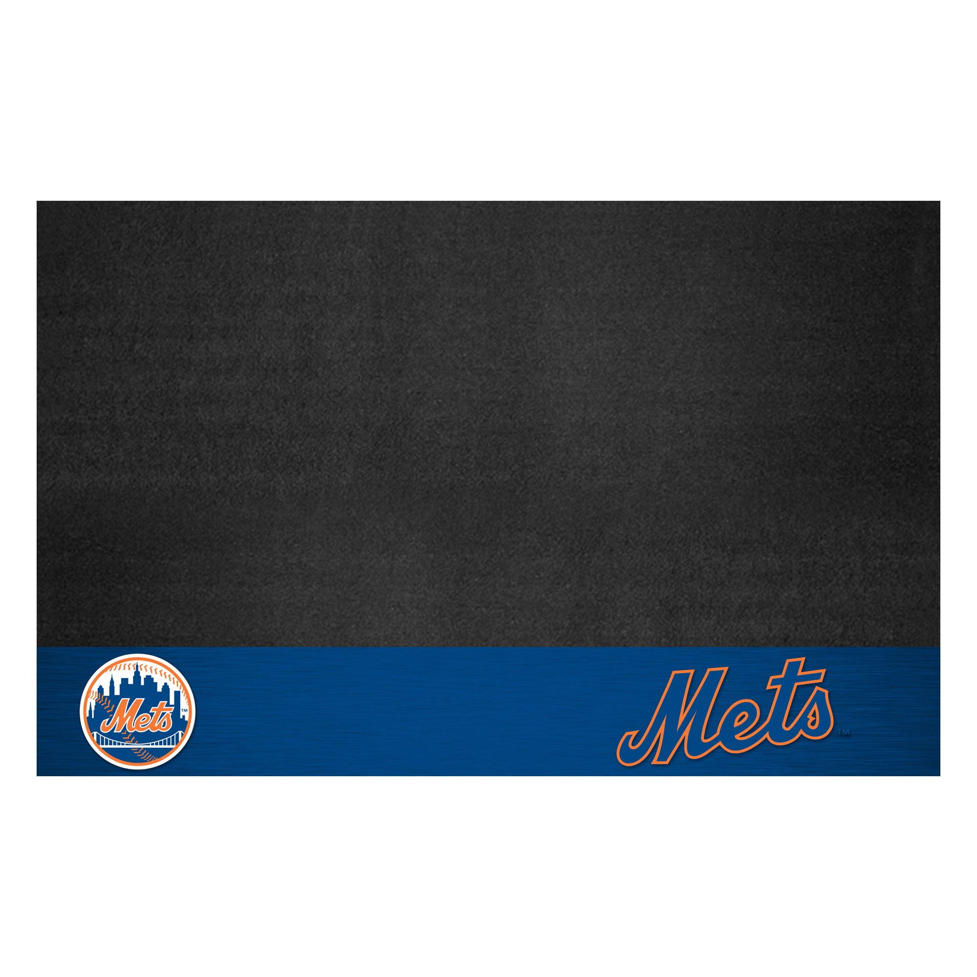 "MLB - New York Mets Grill Mat 26""x42"""