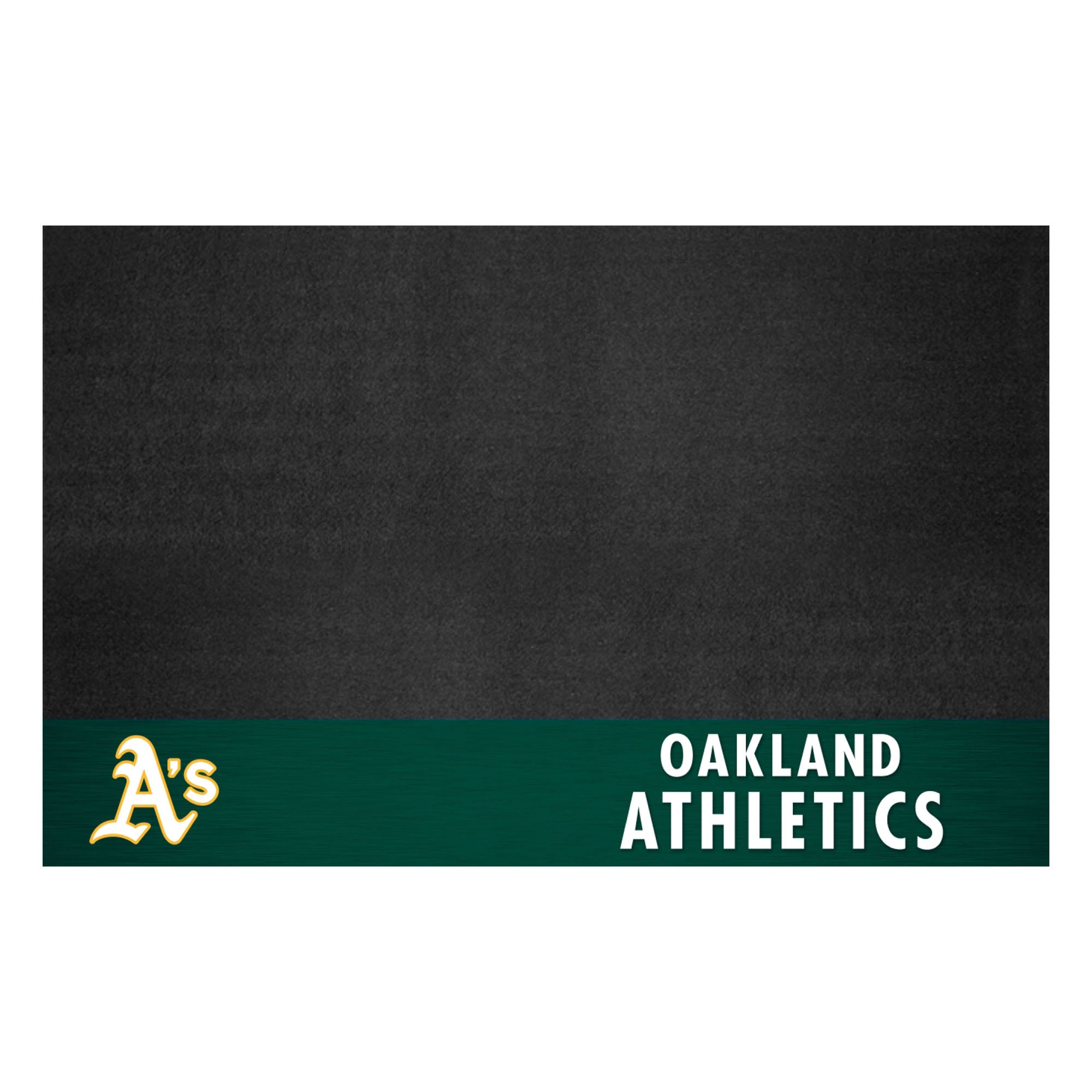 "MLB - Oakland Athletics Grill Mat 26""x42"""
