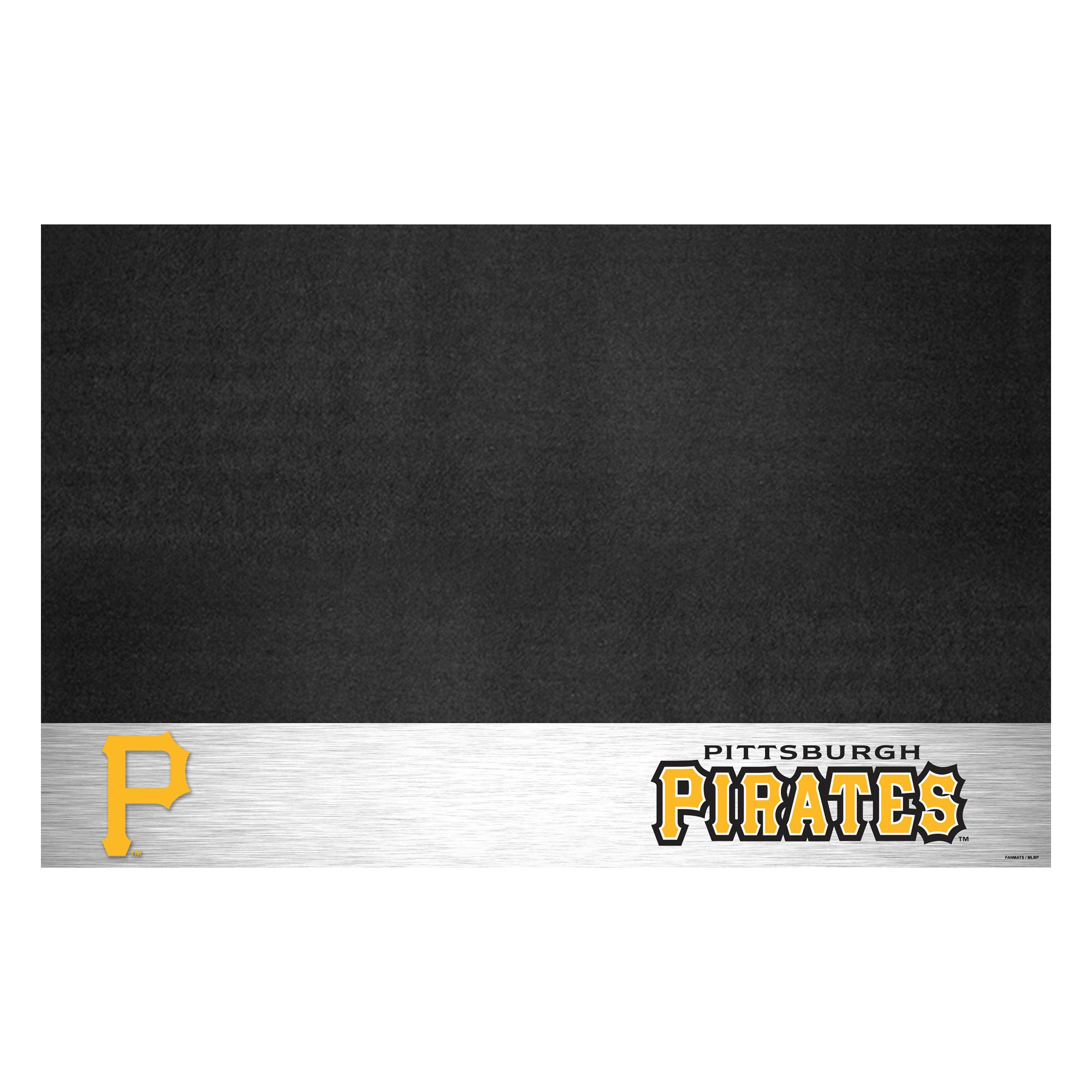 "MLB - Pittsburgh Pirates Grill Mat 26""x42"""