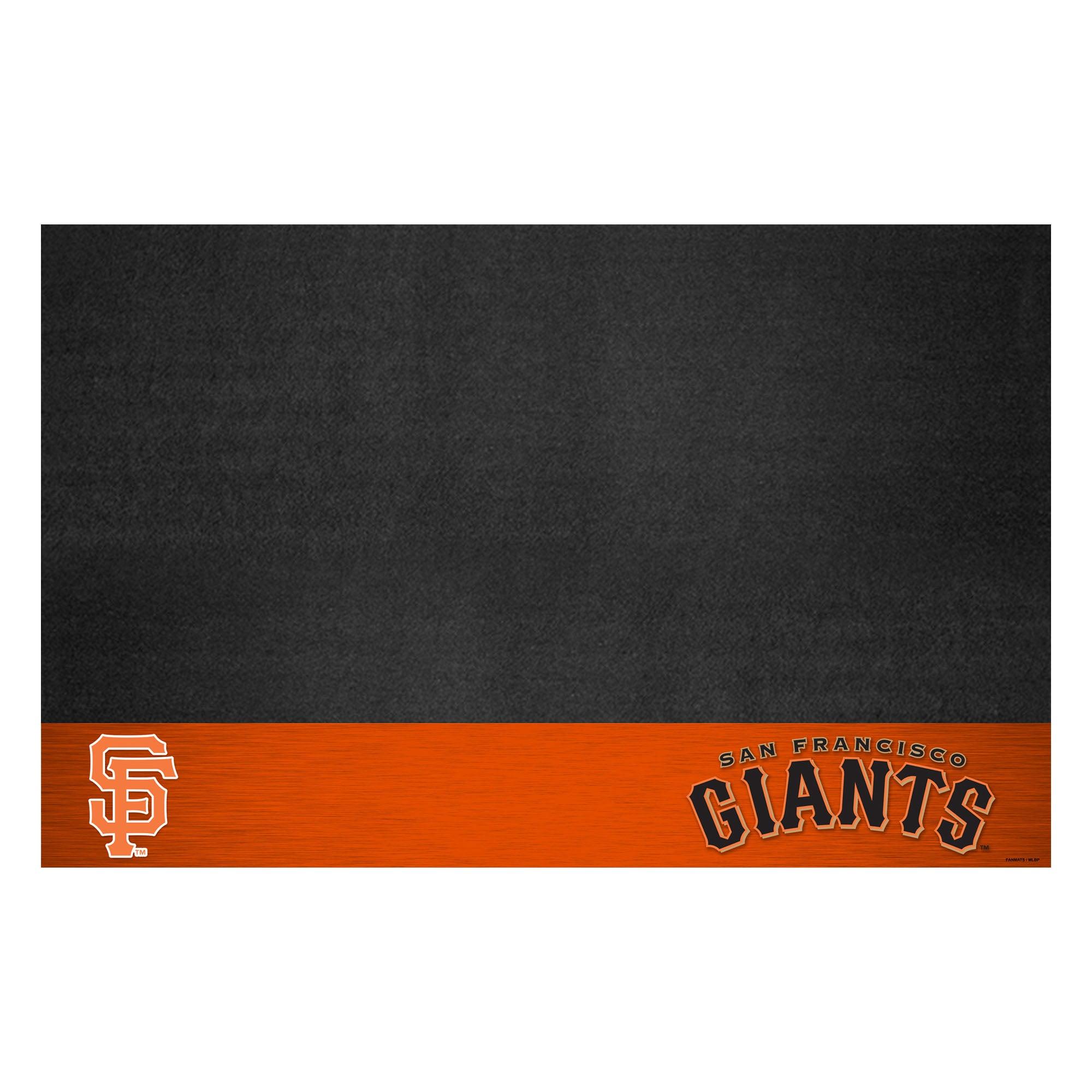 "MLB - San Francisco Giants Grill Mat 26""x42"""
