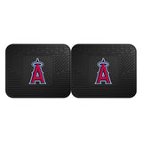 "MLB - Los Angeles Angels 2 Utility Mats 14""x17"""