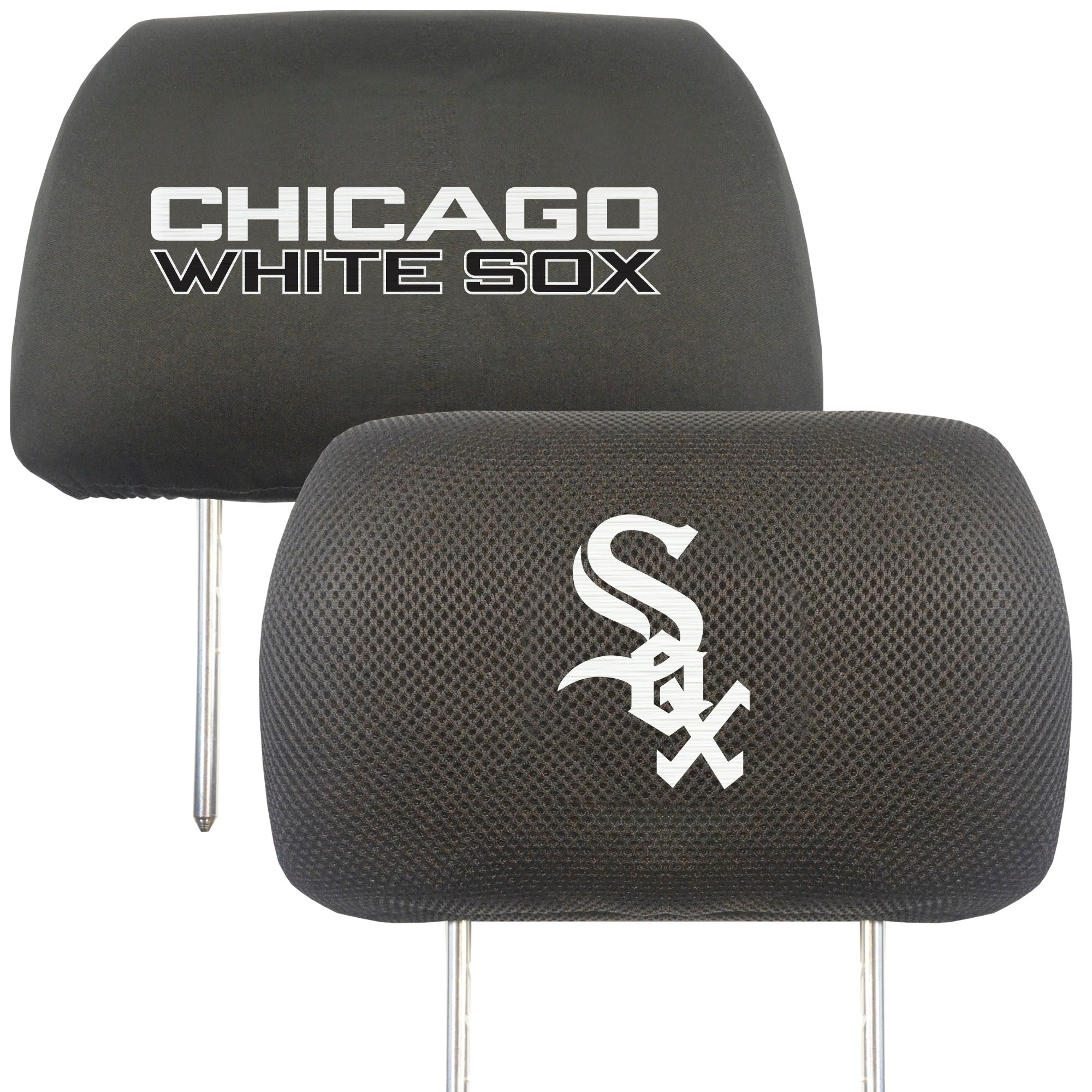 "MLB - Chicago White Sox Head Rest Cover 10""x13"""