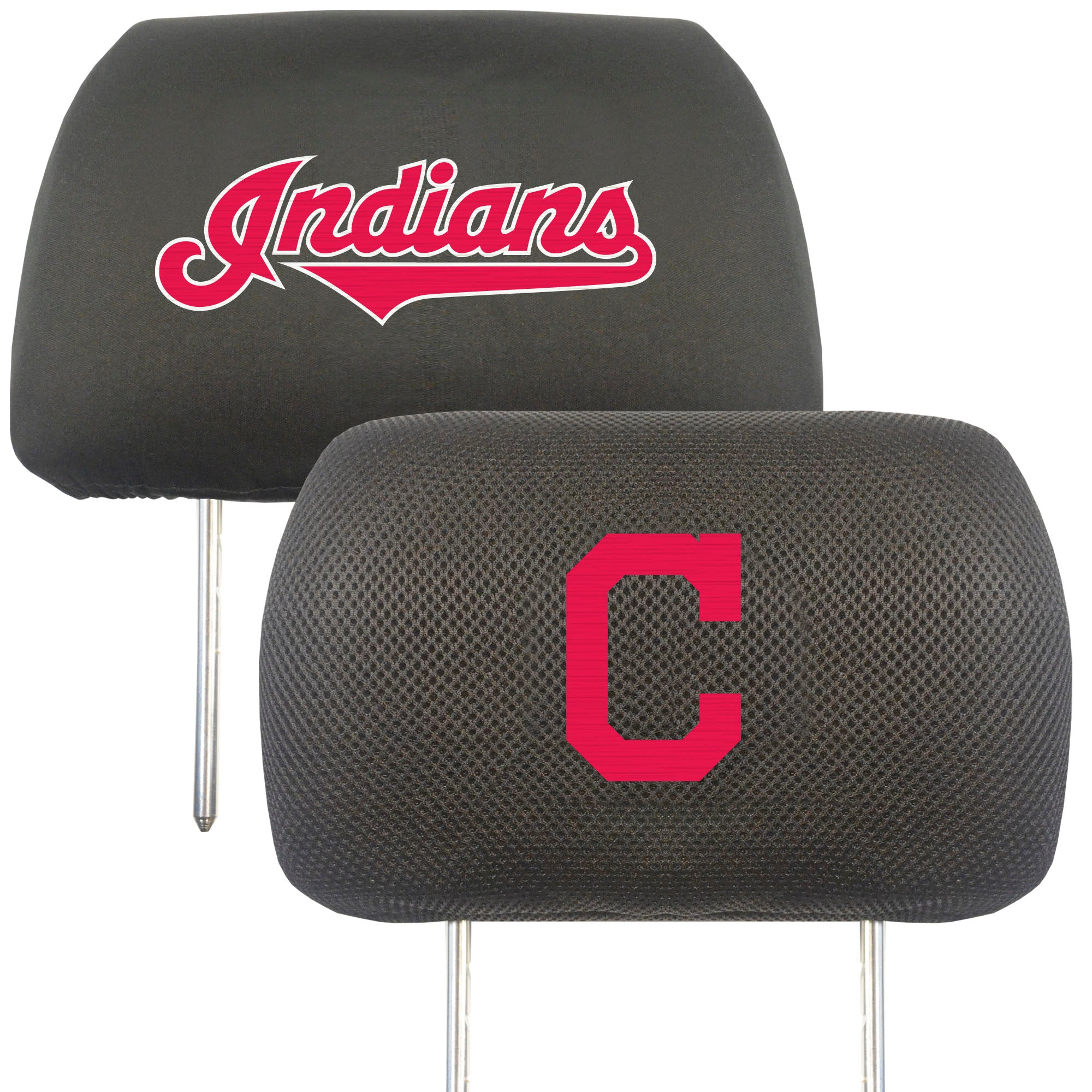 "MLB - Cleveland Indians Head Rest Cover 10""x13"""