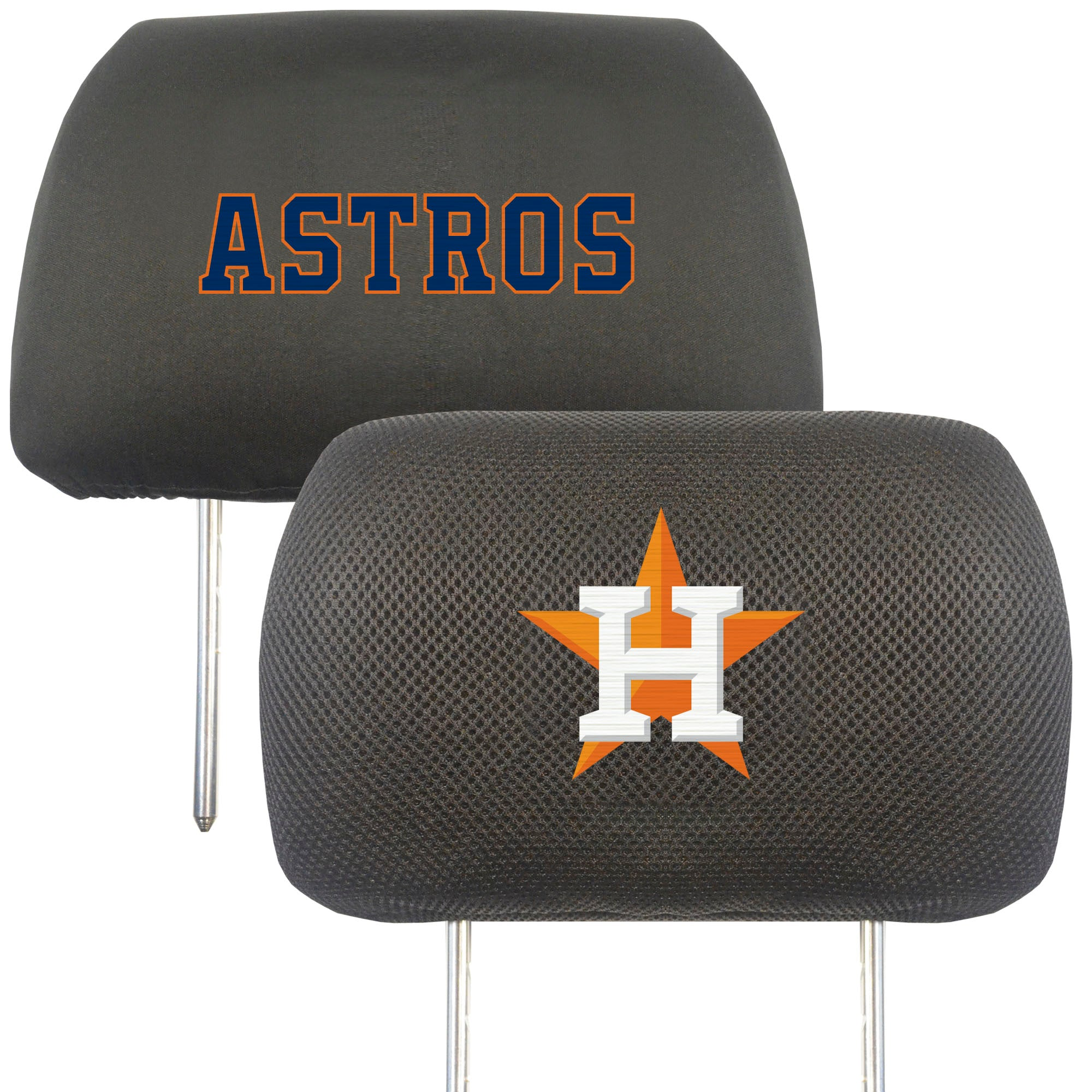 "MLB - Houston Astros Head Rest Cover 10""x13"""