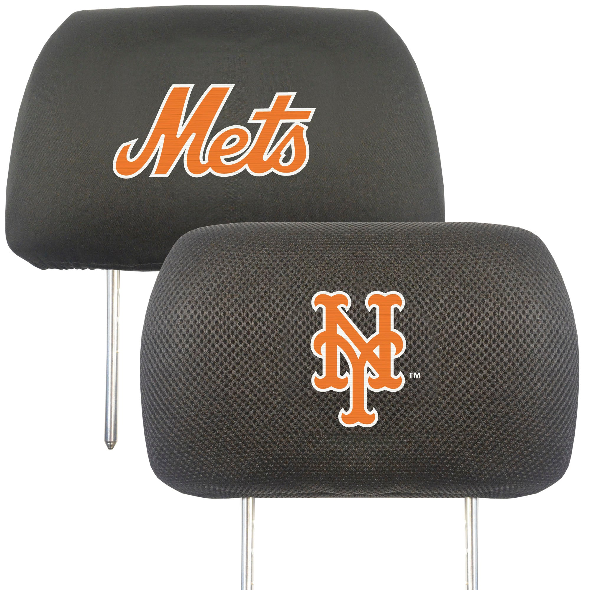 "MLB - New York Mets Head Rest Cover 10""x13"""