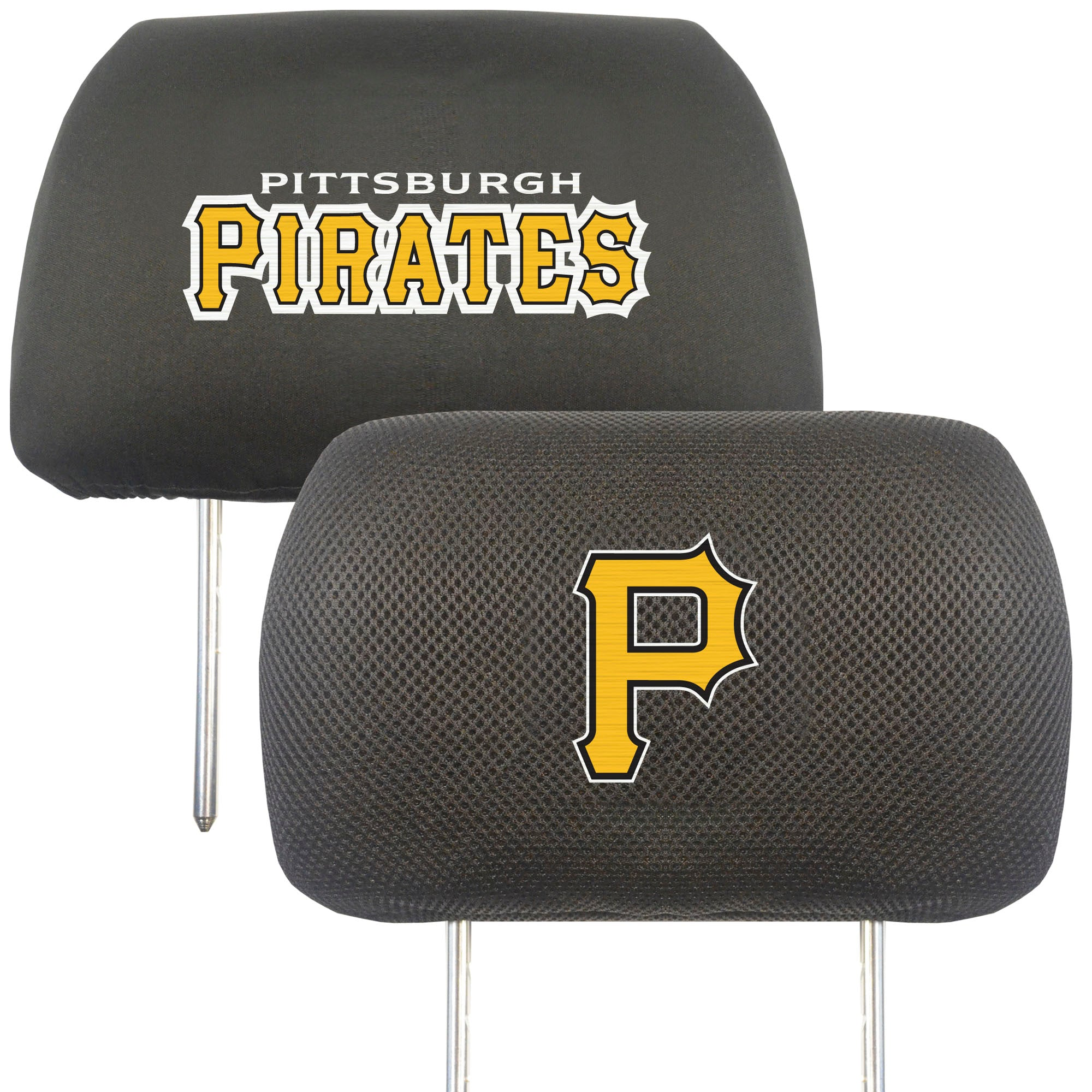 "MLB - Pittsburgh Pirates Head Rest Cover 10""x13"""
