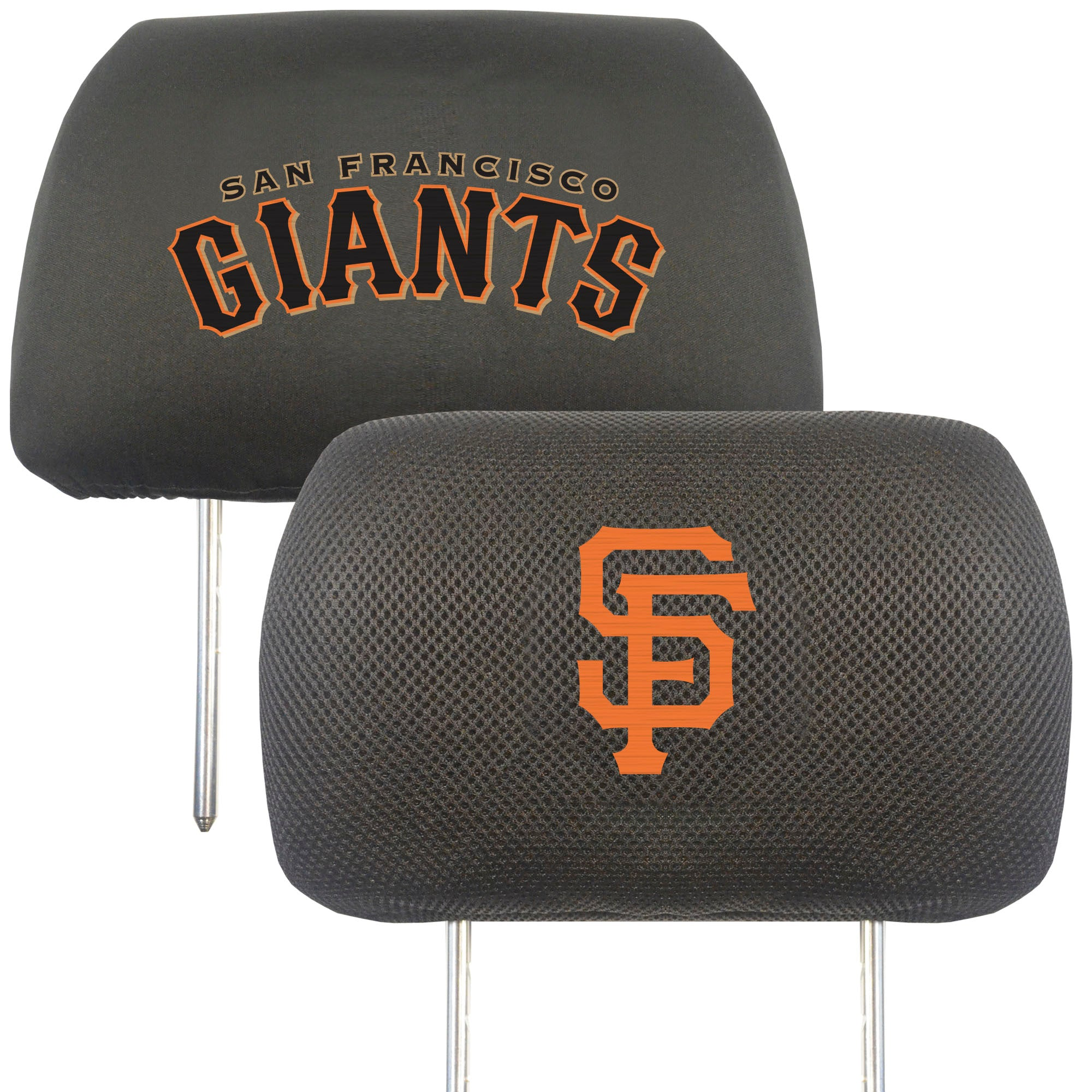 "MLB - San Francisco Giants Head Rest Cover 10""x13"""