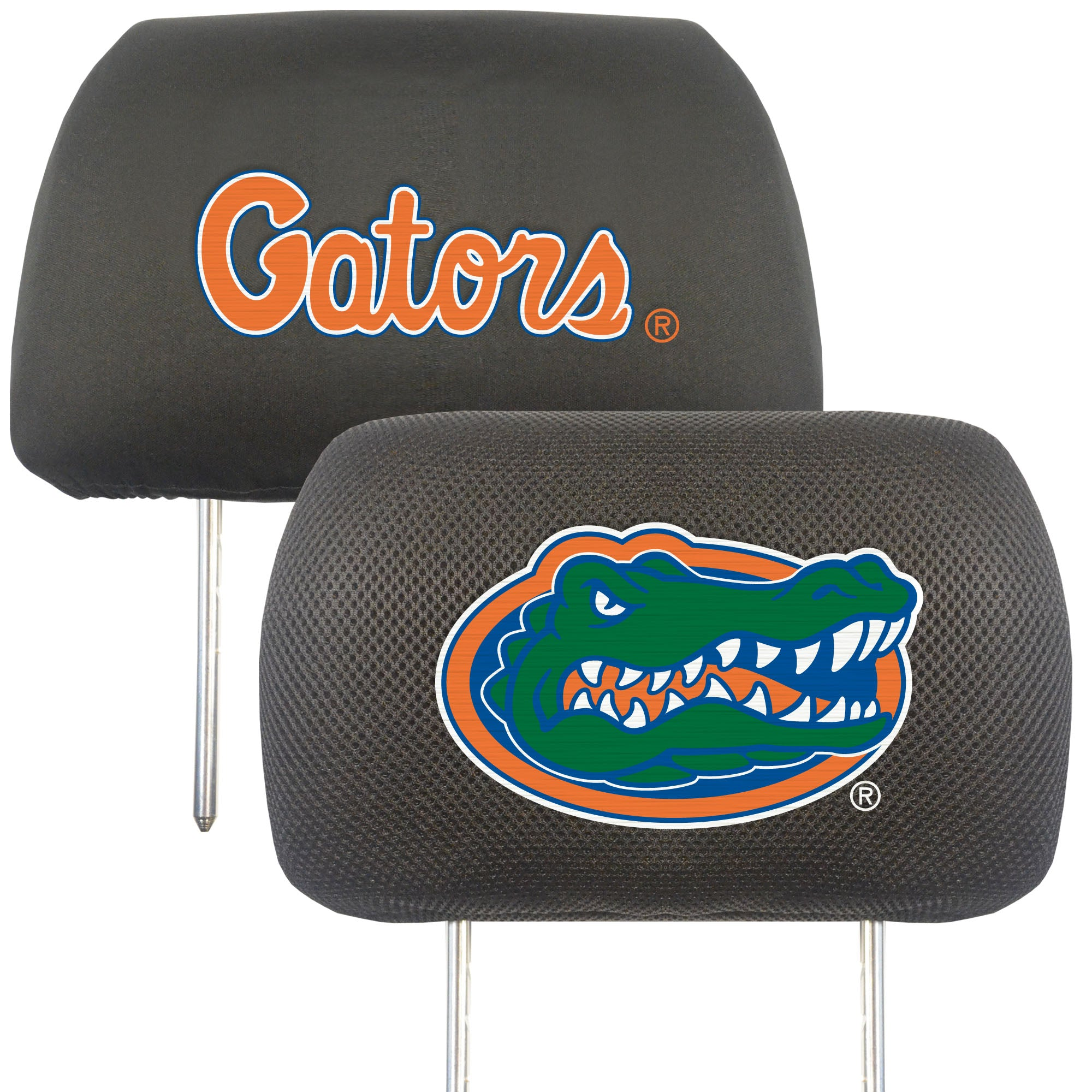 "University of Florida Head Rest Cover 10""x13"""