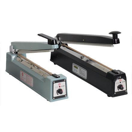 12 Mil Sealing Thickness Impulse Sealer with Cutter
