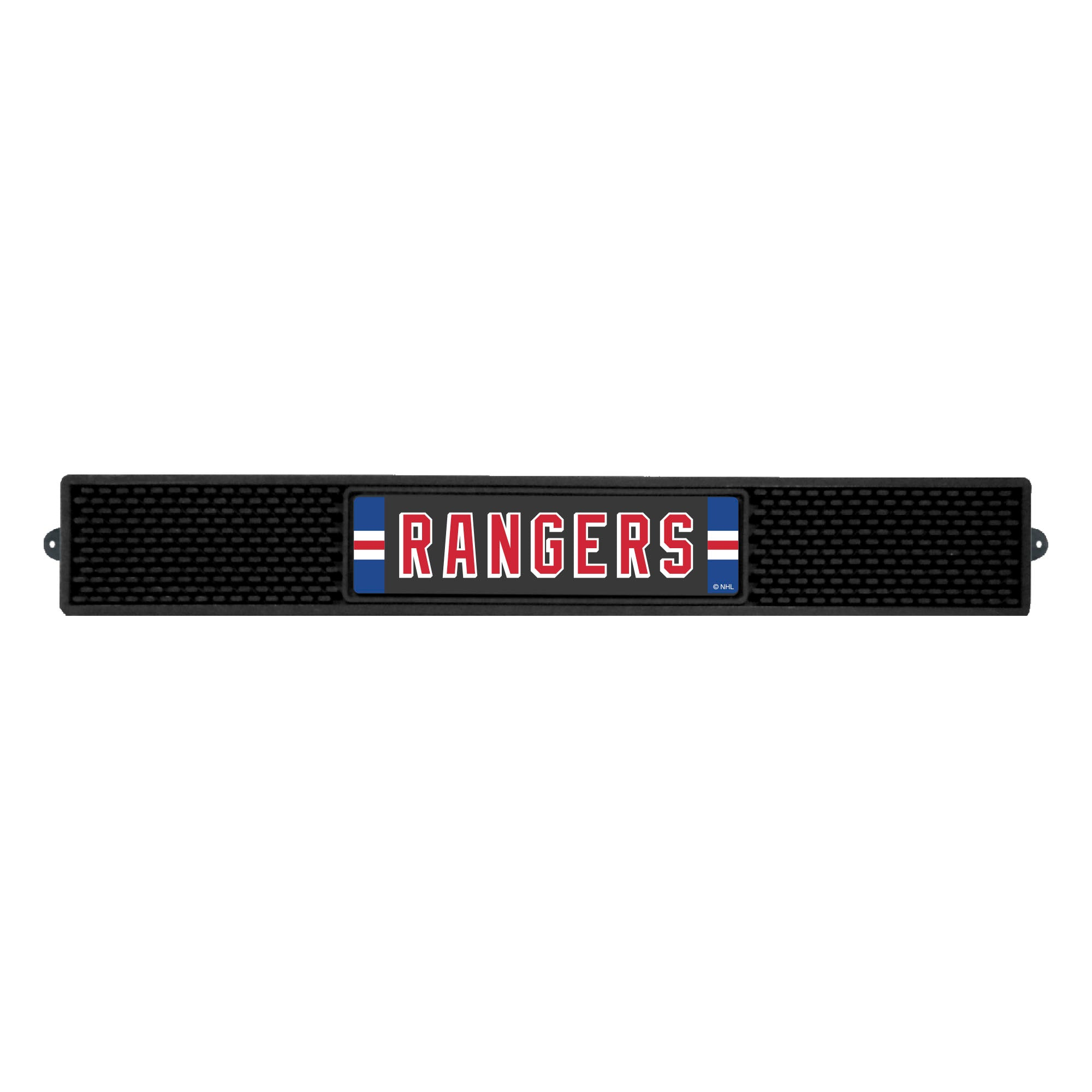 "NHL - New York Rangers Drink Mat 3.25""x24"""