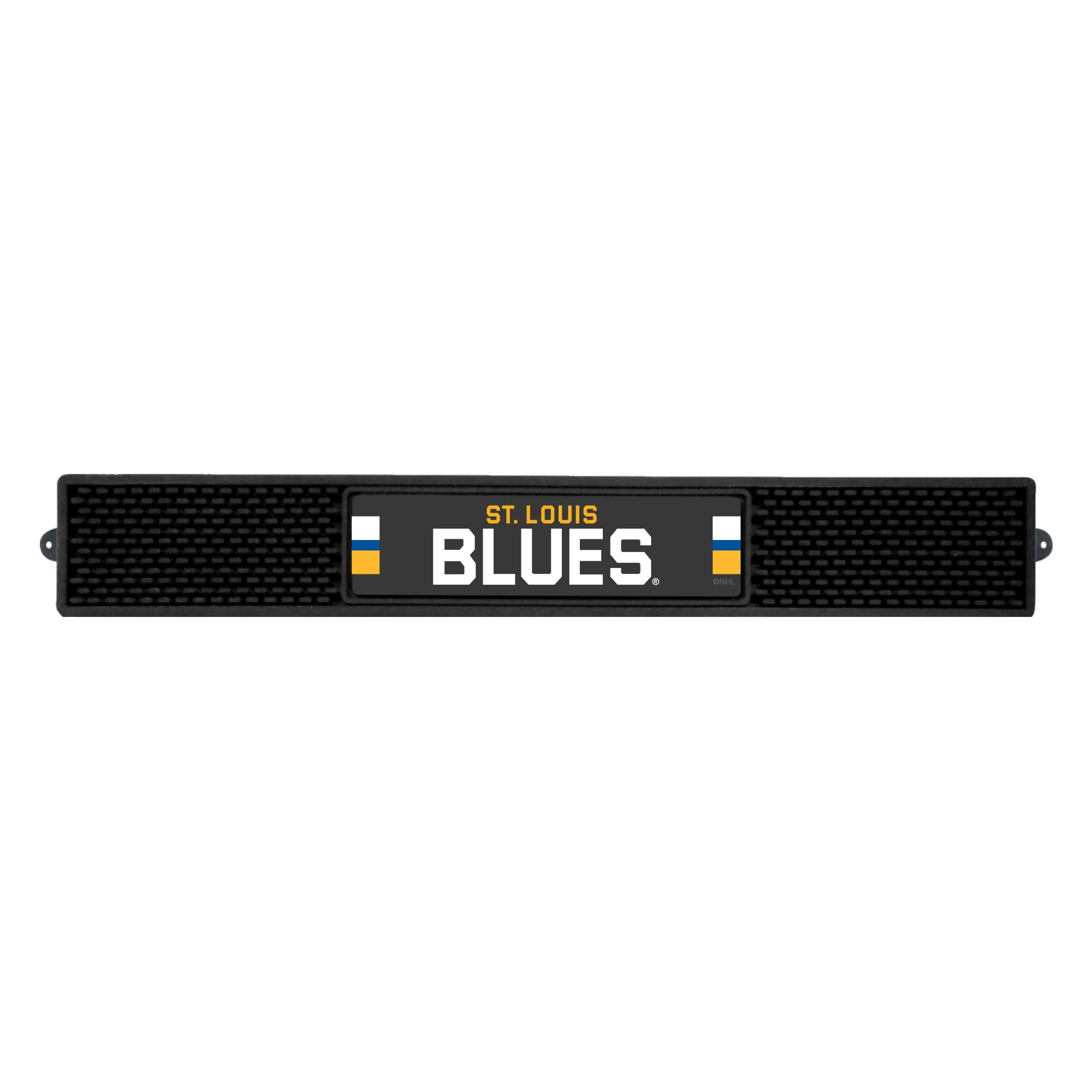 "NHL - St. Louis Blues Drink Mat 3.25""x24"""