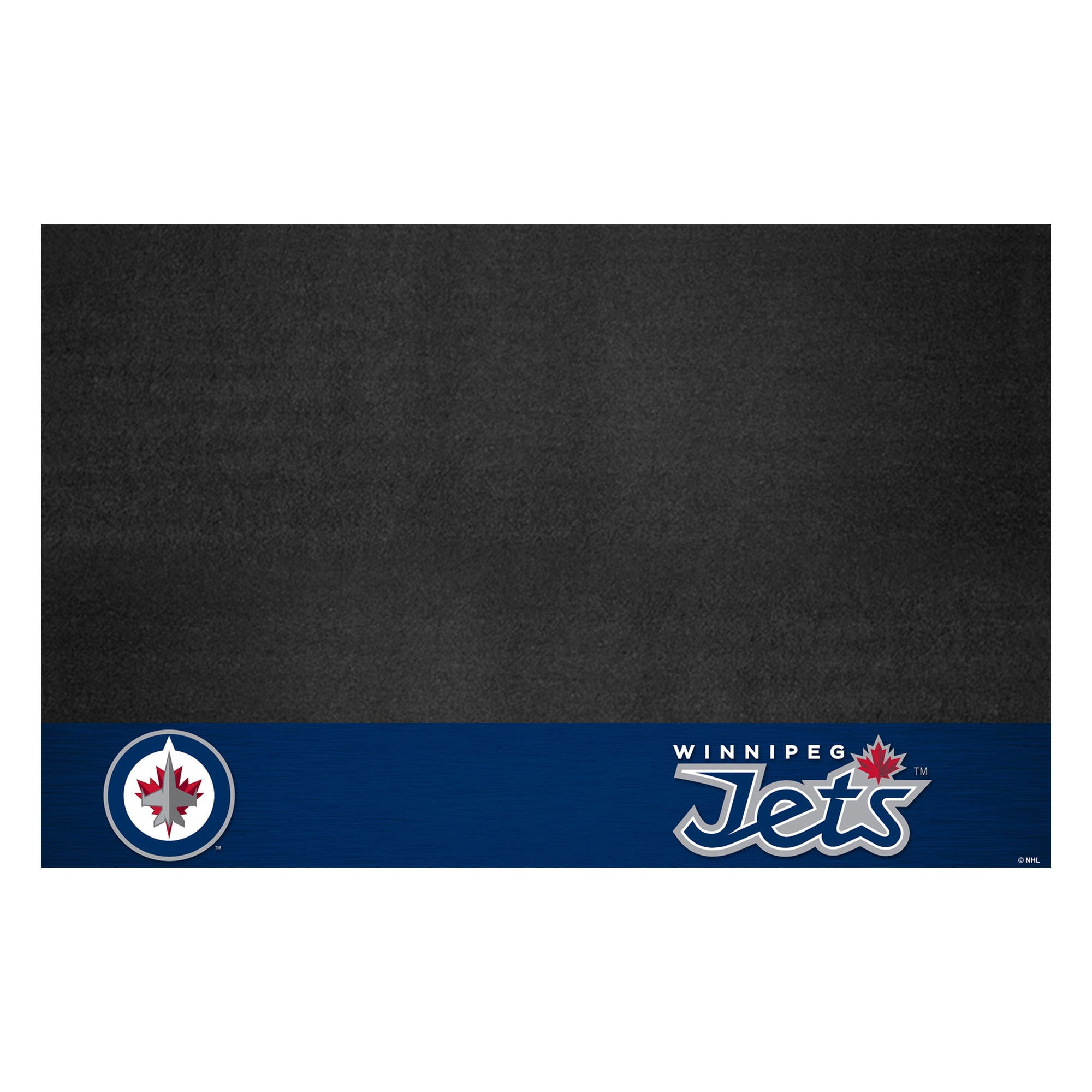 "NHL - Winnipeg Jets Grill Mat 26""x42"""