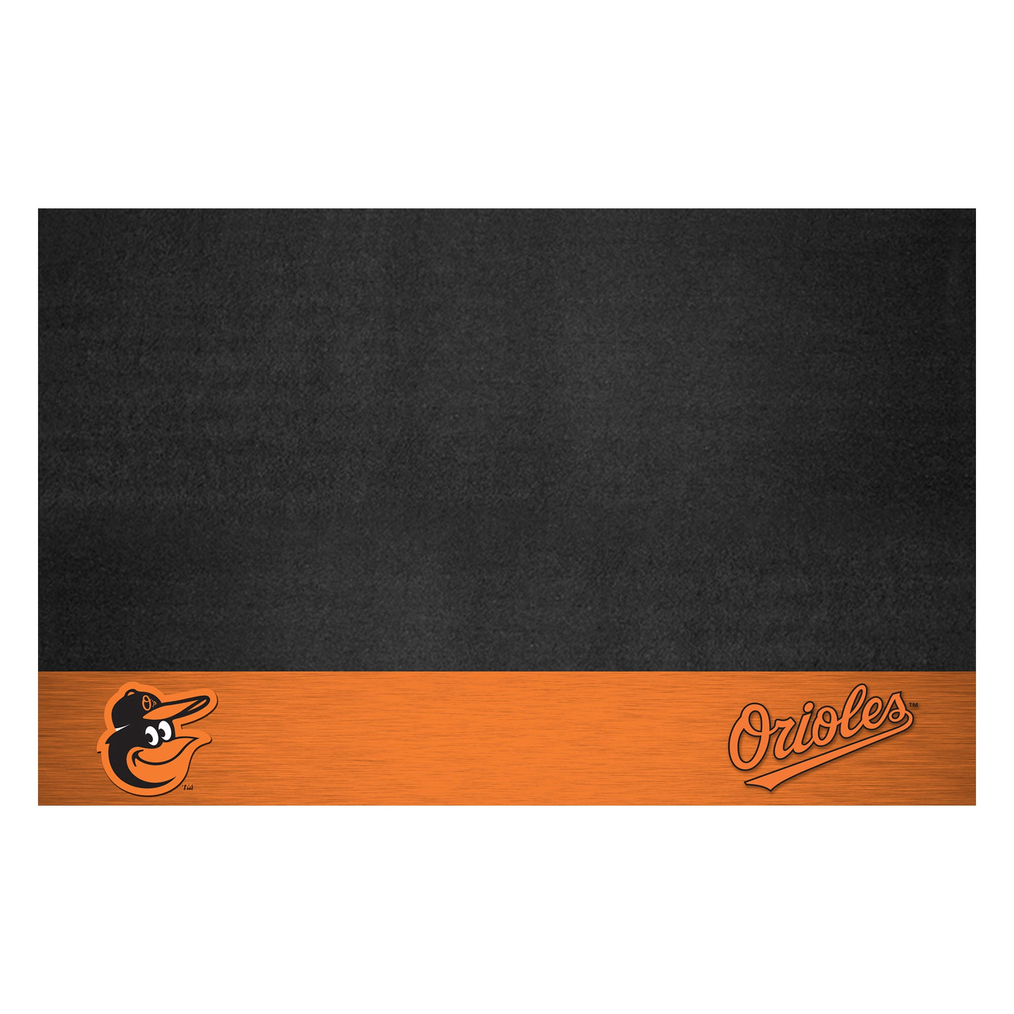 "MLB - Baltimore Orioles Grill Mat 26""x42"""