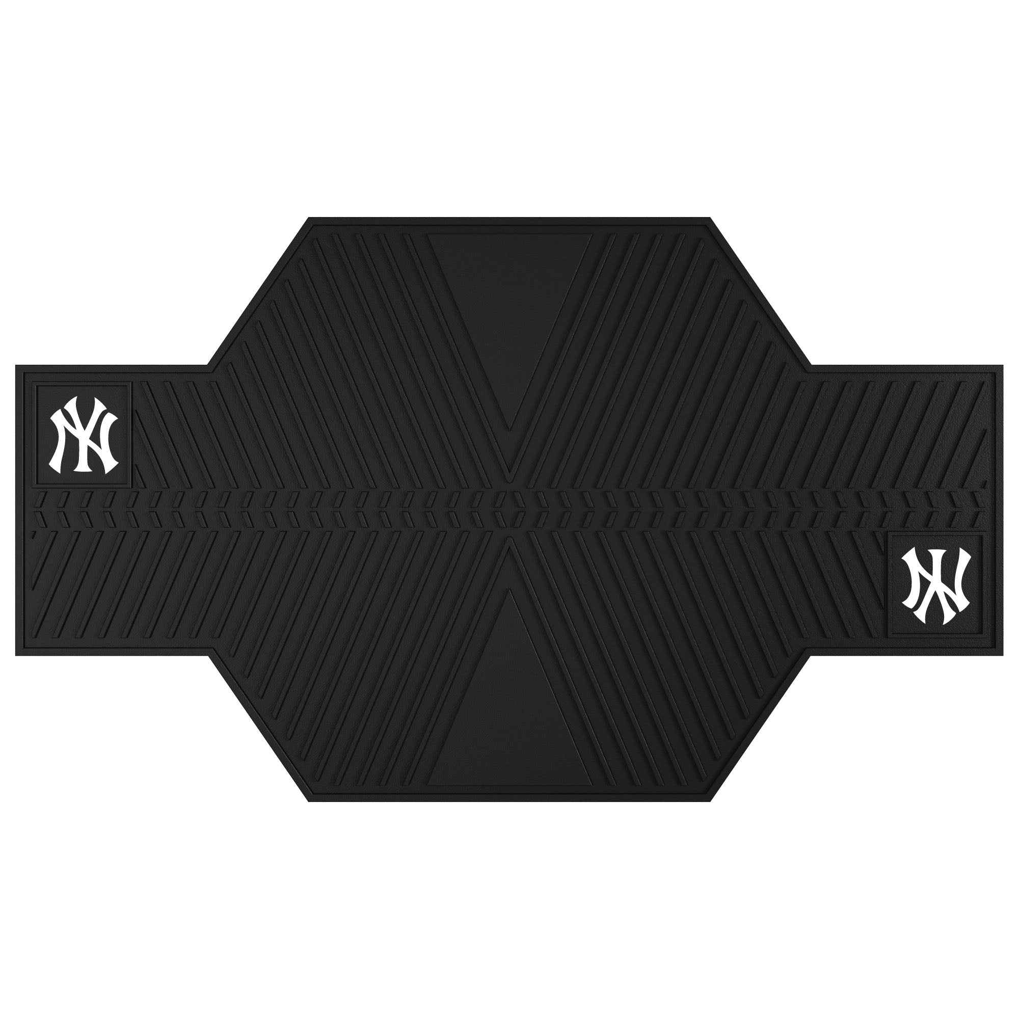 "MLB - New York Yankees Motorcycle Mat 82.5""x42"""