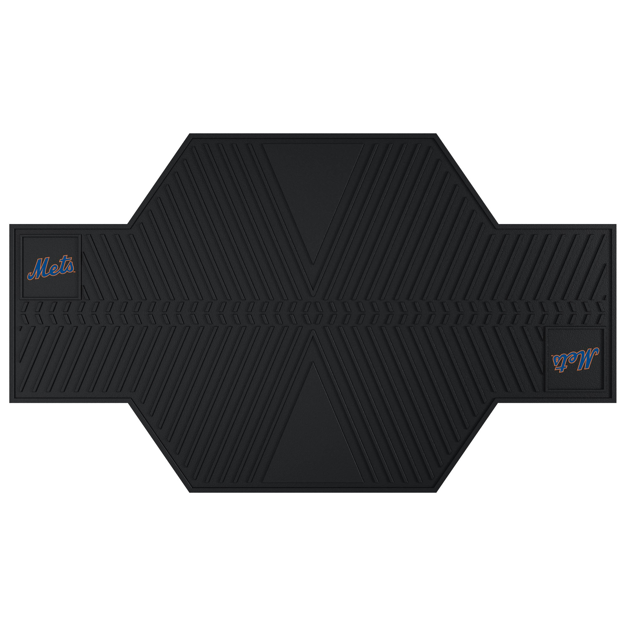 "MLB - New York Mets Motorcycle Mat 82.5""x42"""