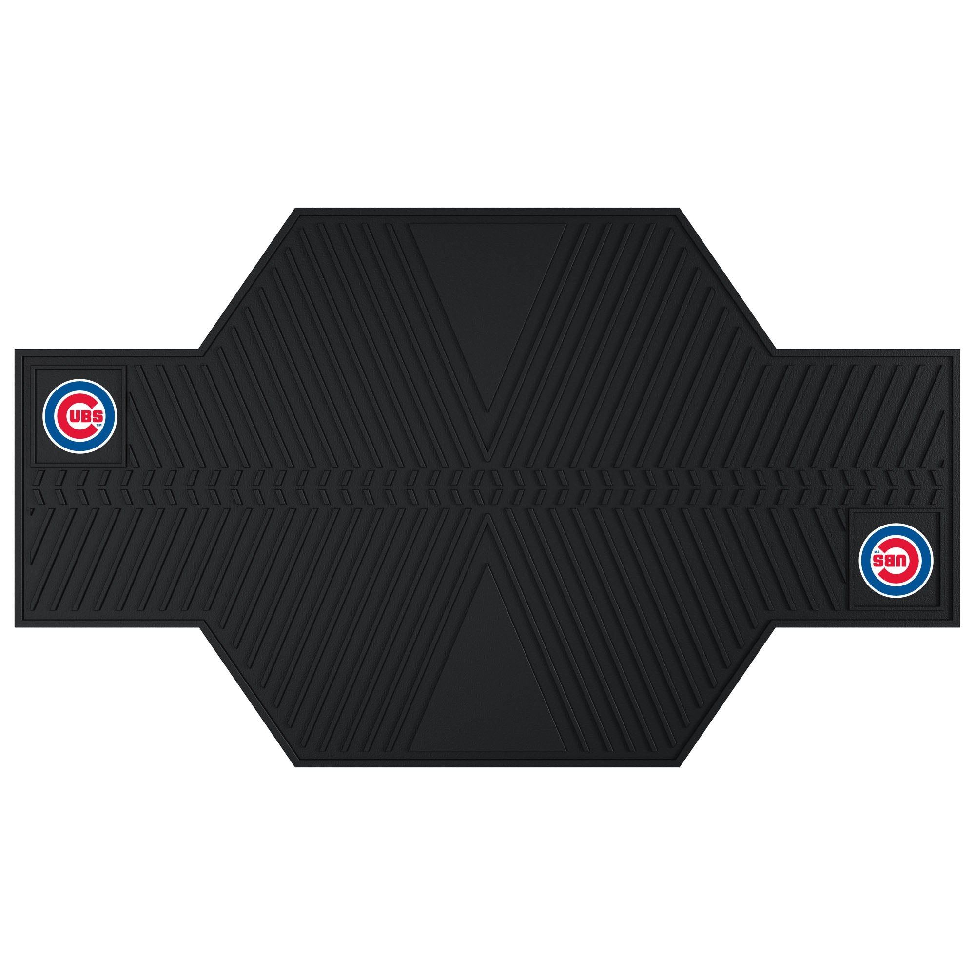 "MLB - Chicago Cubs Motorcycle Mat 82.5""x42"""