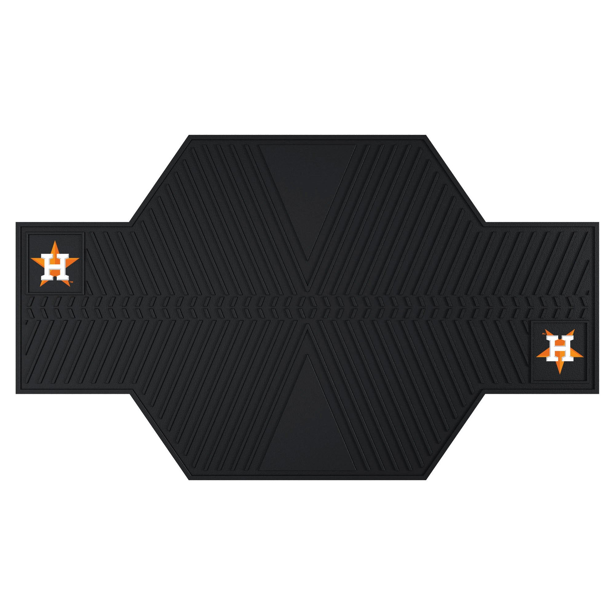 "MLB - Houston Astros Motorcycle Mat 82.5""x42"""