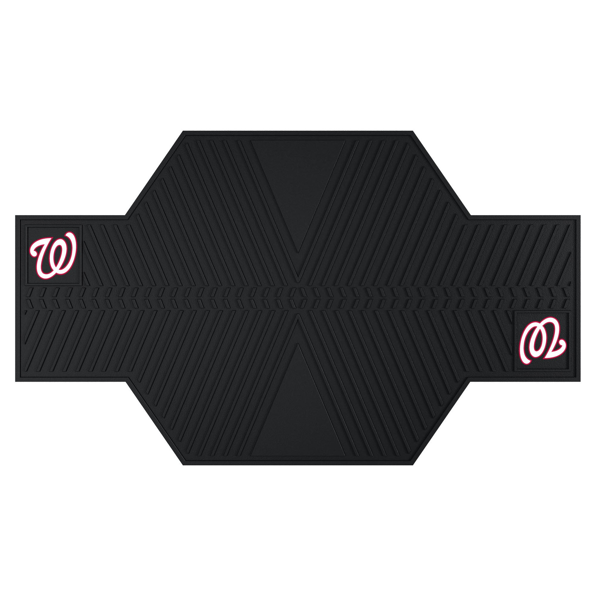 "MLB - Washington Nationals Motorcycle Mat 82.5""x42"""