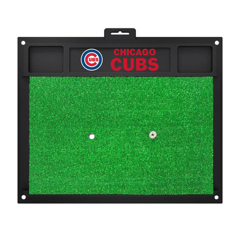 "MLB - Chicago Cubs Golf Hitting Mat 20"" x 17"""