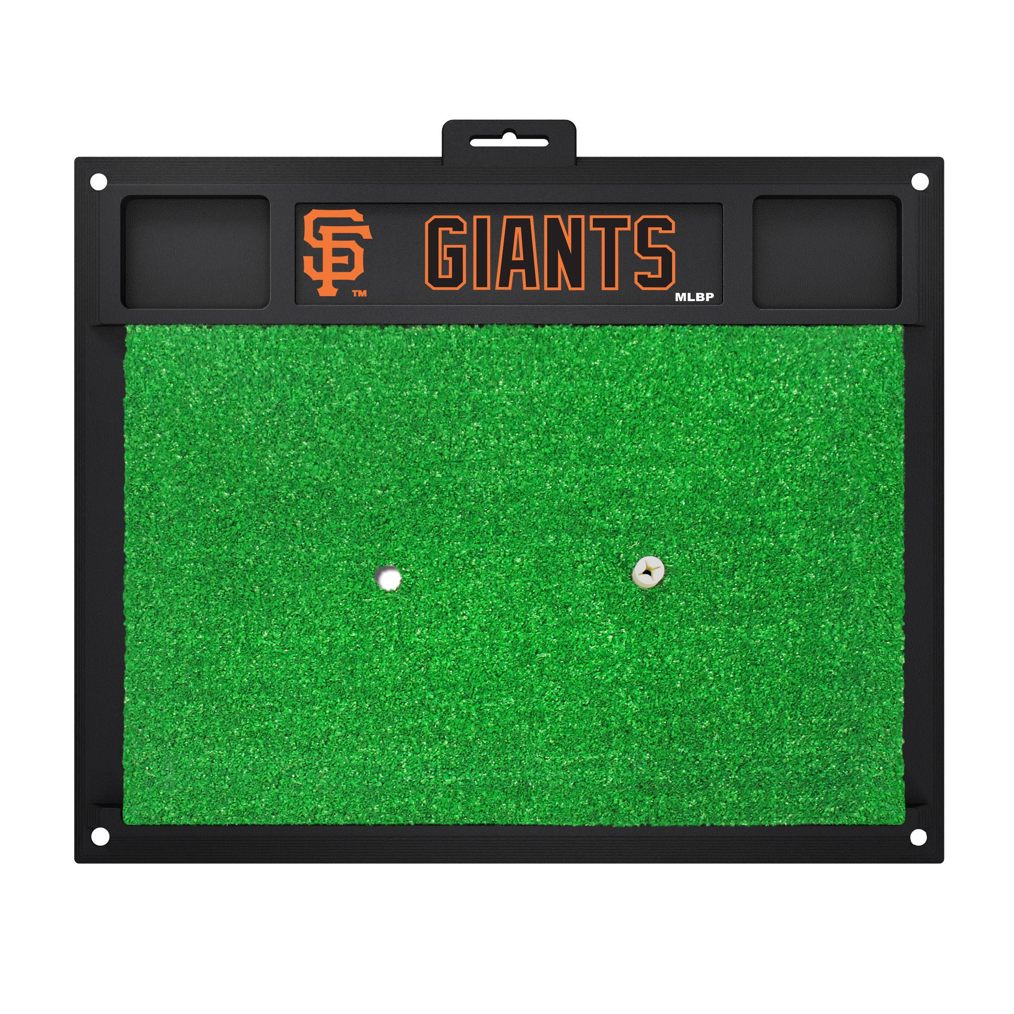 "MLB - San Francisco Giants Golf Hitting Mat 20"" x 17"""