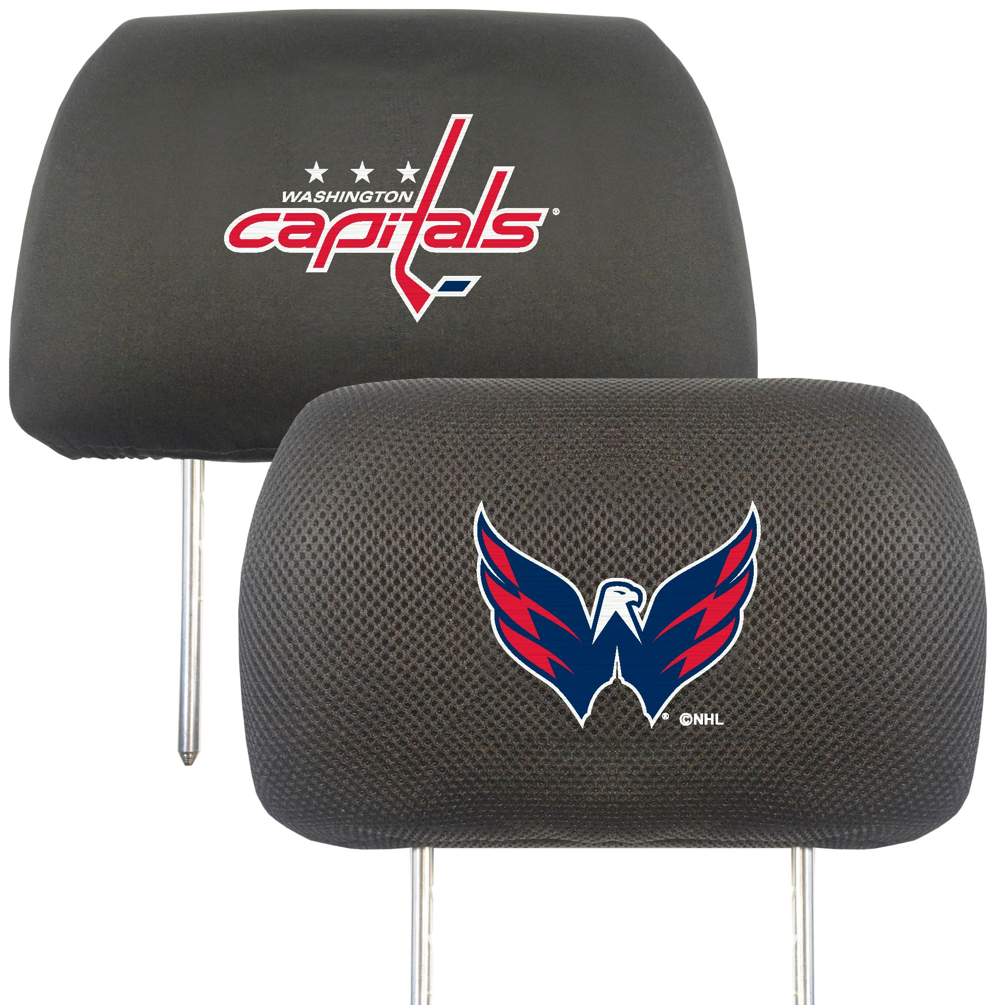 "NHL - Washington Capitals Head Rest Cover 10""x13"""