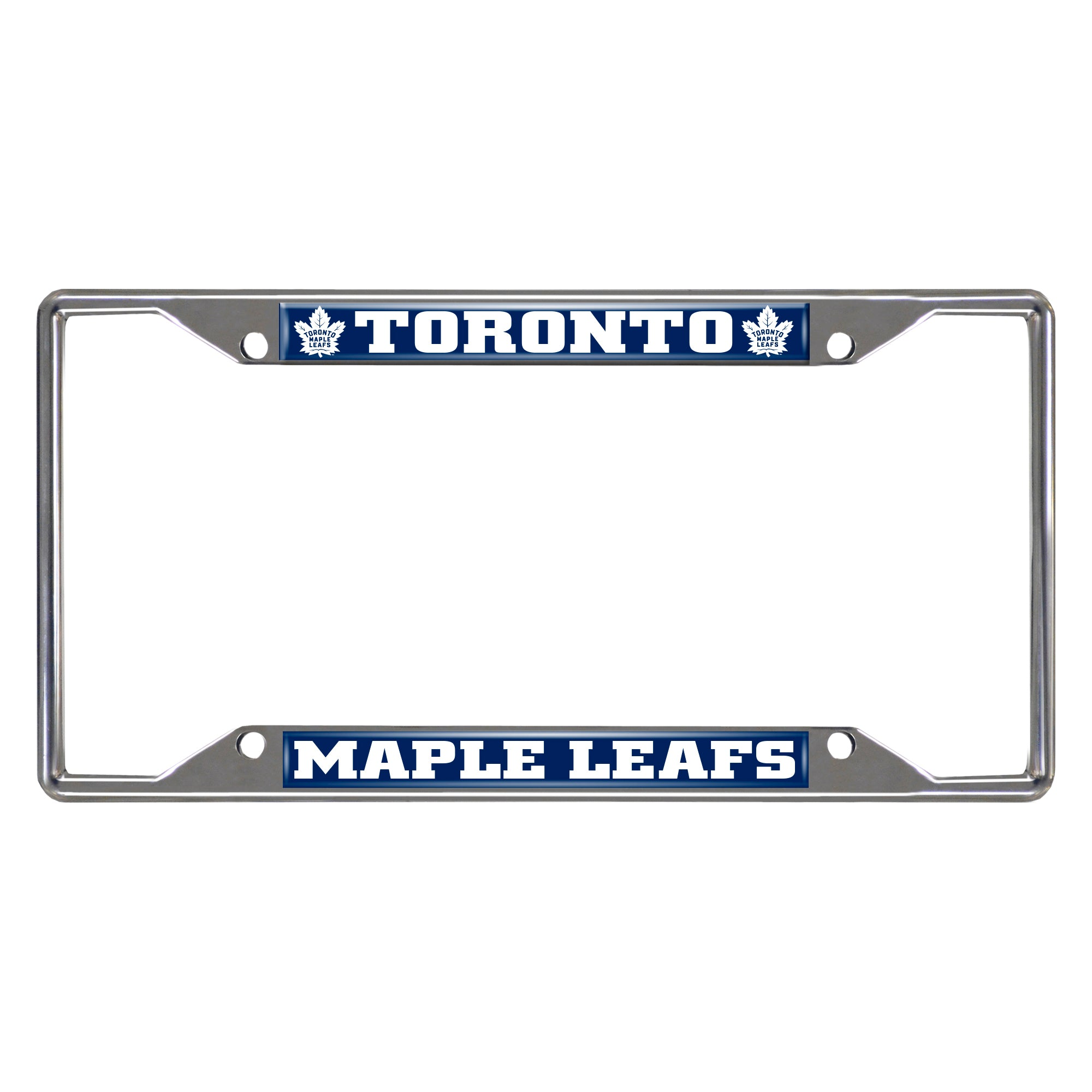 "NHL - Toronto Maple Leafs License Plate Frame 6.25""x12.25"""