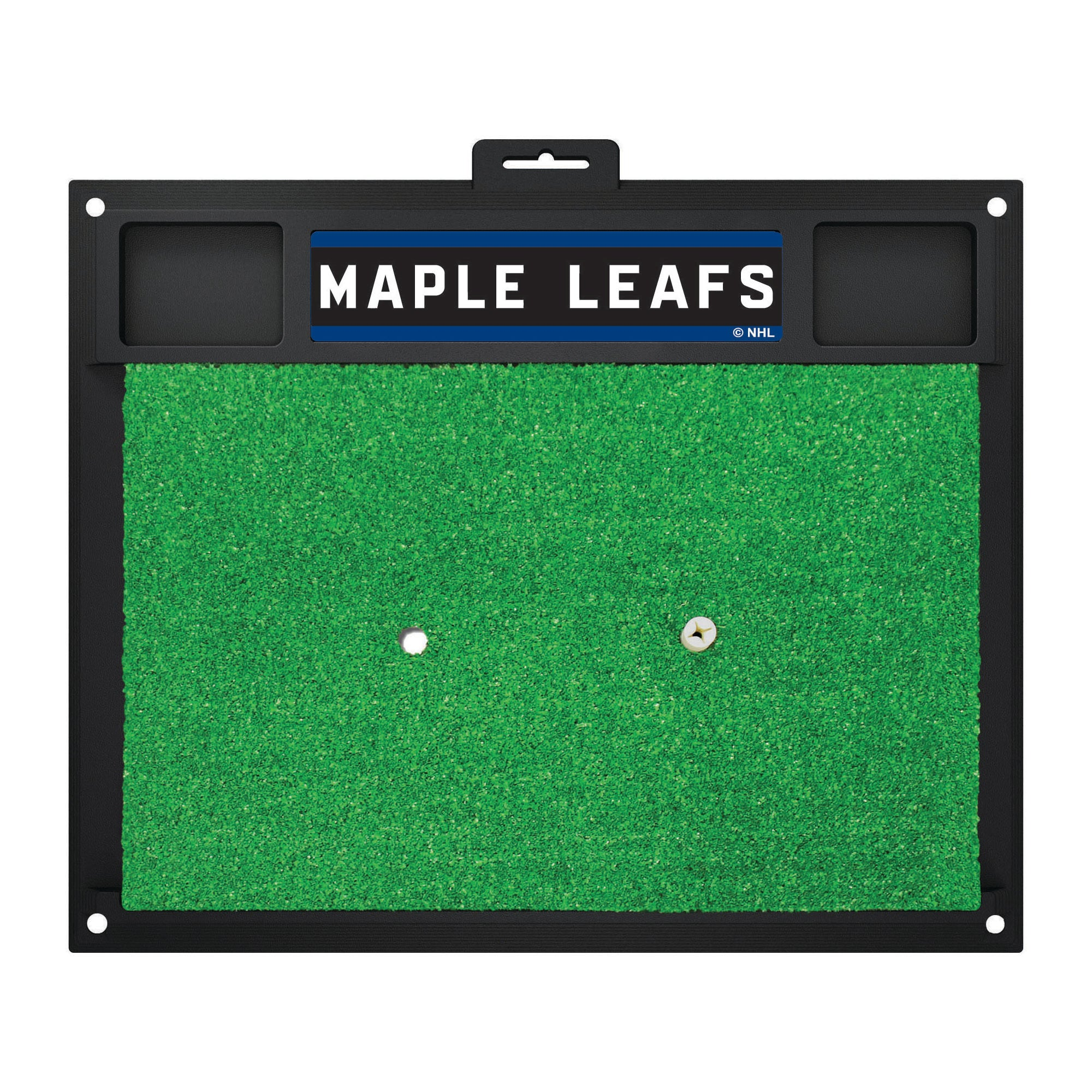 "NHL - Toronto Maple Leafs Golf Hitting Mat 36"" x 26.6"""