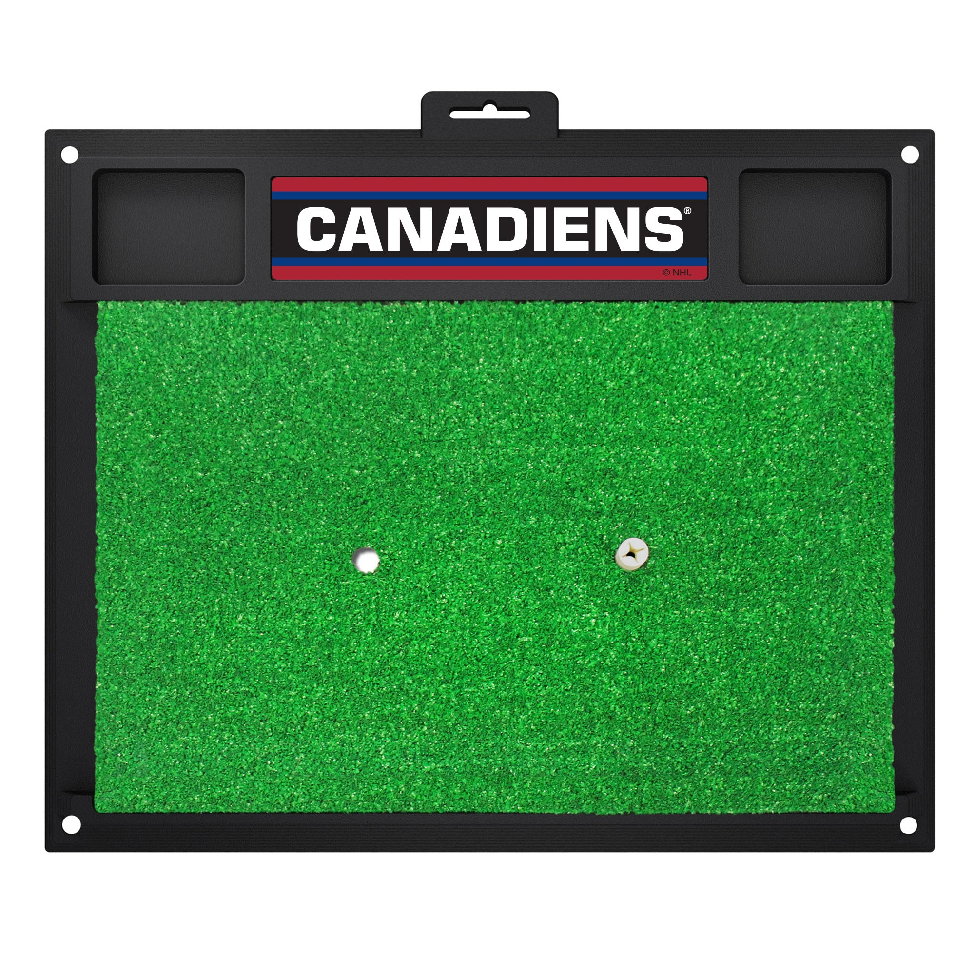 "NHL - Montreal Canadiens Golf Hitting Mat 36"" x 18.3"""