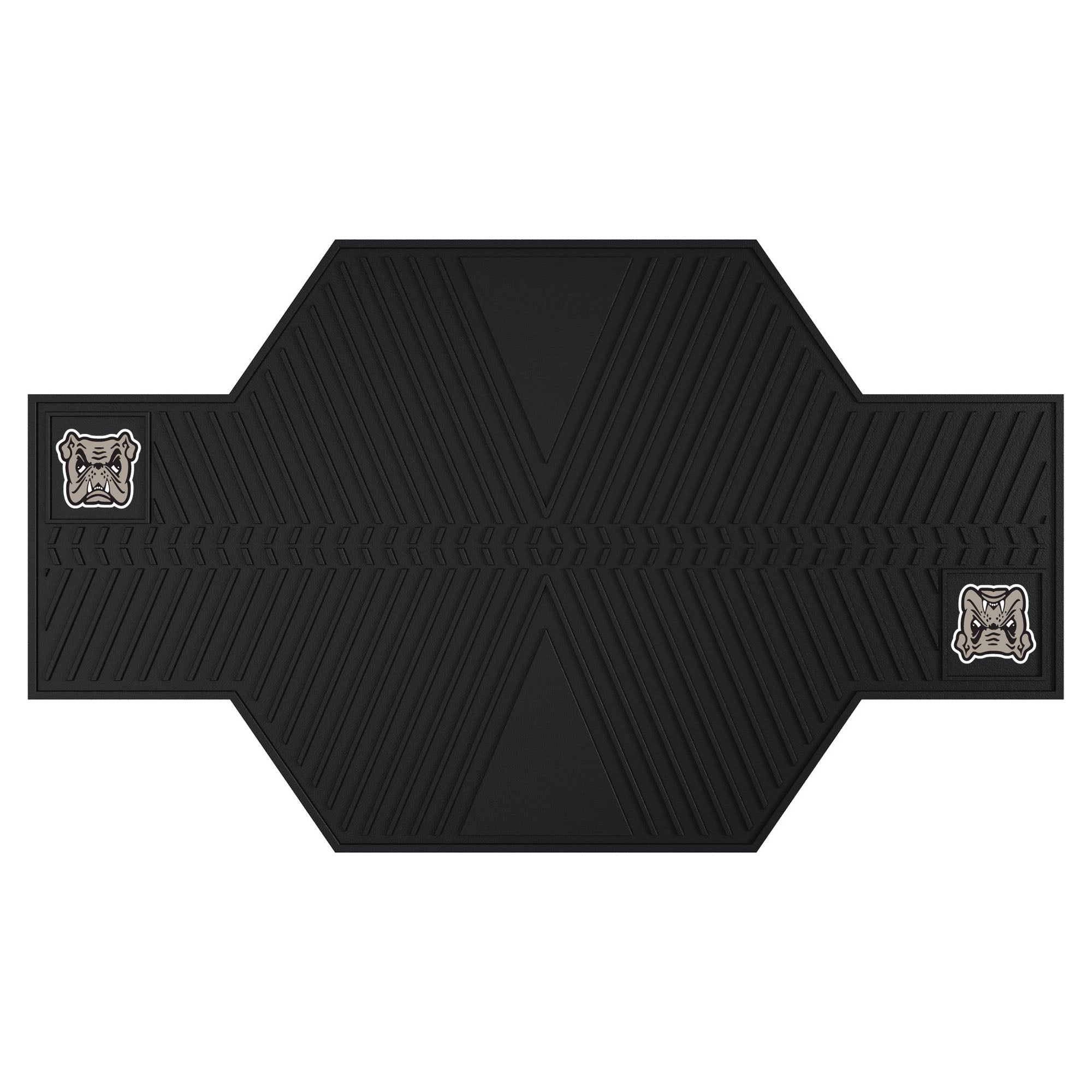 "Adrian College Motorcycle Mat 82.5""x42"""